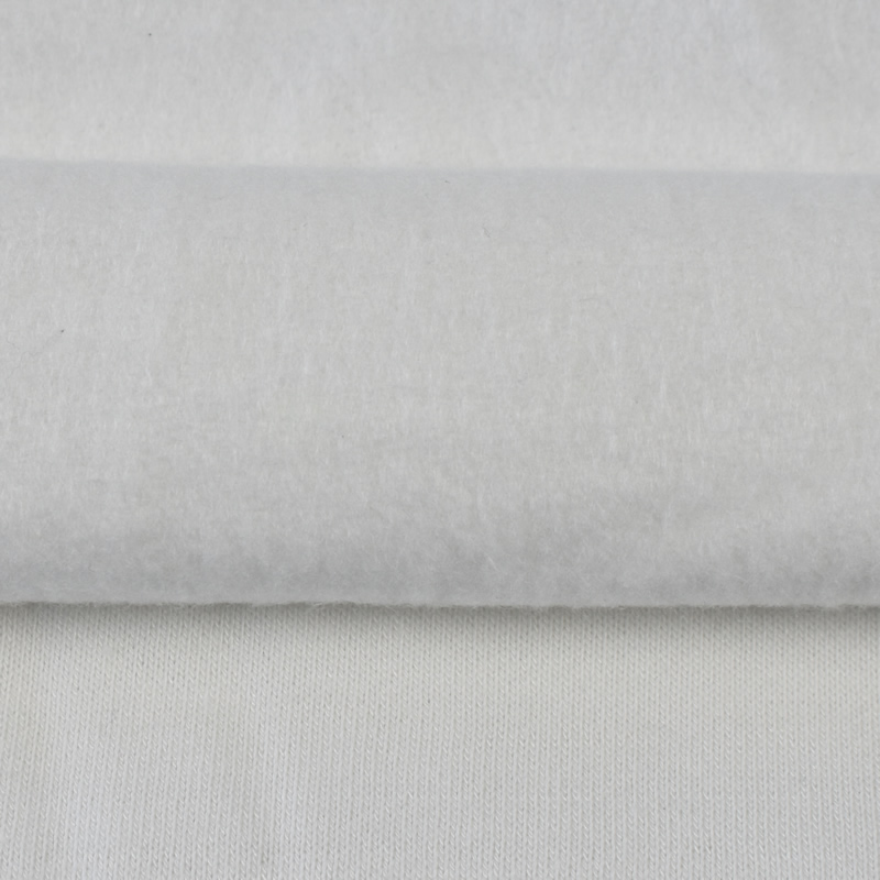GOTS Certificated 340GSM 100% Organice Cotton Fleece